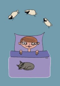 Insomnia and Naturopathic Care